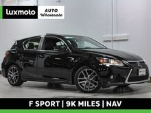 2015_Lexus_CT 200h_Hybrid F Sport 9k Mi Nav Back-Up Cam Heated Seats_ Portland OR