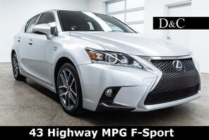 2015_Lexus_CT_200h_ Portland OR