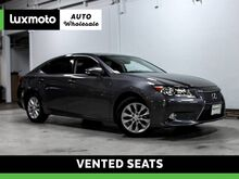 2015_Lexus_ES 300h_Hybrid Heated & Cooled Seats_ Portland OR