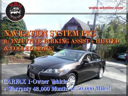 2015_Lexus_ES 300h_w/ Luxury Package_ Arlington VA