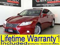 Lexus ES 350 3.5L V6 BLIND SPOT MONITOR NAVIGATION SUNROOF LEATHER HEATED/COOLED SEATS 2015