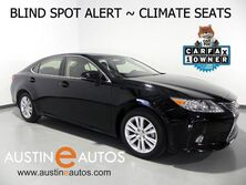 Lexus ES 350 BLIND SPOT ALERT, BACKUP-CAMERA, CLIMATE FRONT SEATS, MOONROOF, BLUETOOTH PHONE & AUDIO 2015