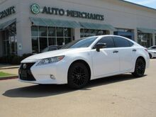 2015_Lexus_ES 350_Crafted Line NAV, HTD/COOLED STS, SUNROOF, BLUETOOTH, BACKUP CAM, LANE DEPART, BLIND SPOT, BLUETOOTH_ Plano TX