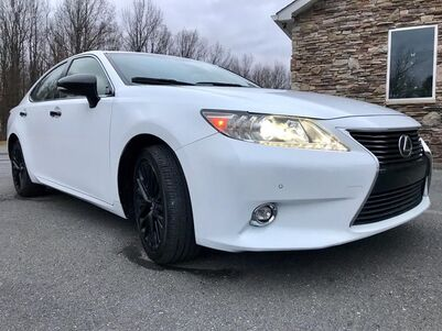 Lexus ES 350 Crafted Line 2015
