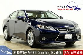 2015_Lexus_ES 350_LUXURY PKG NAVIGATION PKG BLIND SPOT MONITORING INTUITIVE PARKING ASSIST_ Carrollton TX