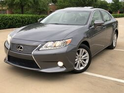 2015_Lexus_ES 350_PREFERRED ACCESSORY PACKAGE PREMIUM PACKAGE BLIND SPOT ASSIT INTUITIVE PARKING ASSIT SUNROOF LEATHER SEATS HEATED AND COOLED SEATS SMART ACCESS WITH KEYLESS START BLUETOOTH_ Addison TX