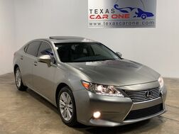 2015_Lexus_ES 350_PREFERRED ACCESSORY PKG PREMIUM PKG BLIND SPOT MONITORING INTUITIVE PARKING_ Addison TX