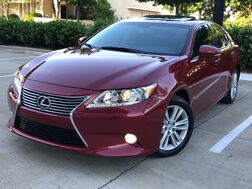 2015_Lexus_ES 350_PREMIUM PACKAGE PREFERRED ACCESSORY PACKAGE BLIND SPOT MONITORING INTUITIVE PARKING ASSIST SUNROOF LEATHER SEATS HEATED SEATS KEYLESS START BLUETOOTH REAR CAMERA_ Addison TX