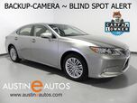 2015 Lexus ES 350 *PREMIUM PKG, BLIND SPOT ALERT, BACKUP-CAMERA, MOONROOF, CLIMATE SEATS, BLUETOOTH PHONE & AUDIO