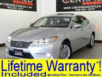 Lexus ES 350 PREMIUM PKG BLIND SPOT MONITOR NAVIGATION SUNROOF LEATHER 2015