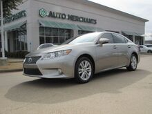 2015_Lexus_ES 350_Sedan  LEATHER, SUNROOF, HEATING AND COOLING SEATS, BLUETOOTH AUDIO AND TELEPHONE_ Plano TX