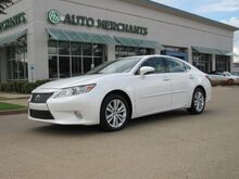 2015_Lexus_ES 350_Sedan NAV, BACKUP CAM, SUNROOF, HTD SEATS, BLUETOOTH, PUSH BUTTON, SAT RADIO, AUX/USB_ Plano TX