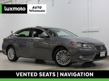 2015_Lexus_ES 350_Vented Seats Blind Spot Assist Nav Back-Up Camera_ Portland OR