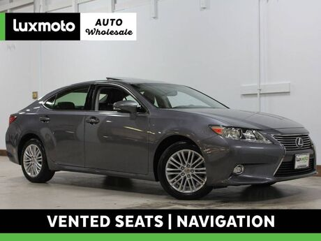 2015 Lexus ES 350 Vented Seats Blind Spot Assist Nav Back-Up Camera Portland OR
