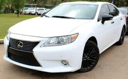 2015_Lexus_ES 350_w/ NAVIGATION & BLACK LEATHER SEATS_ Lilburn GA