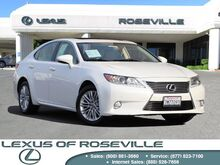 2015_Lexus_ES_Sedan_ Roseville CA