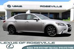 2015_Lexus_GS 350__ Roseville CA
