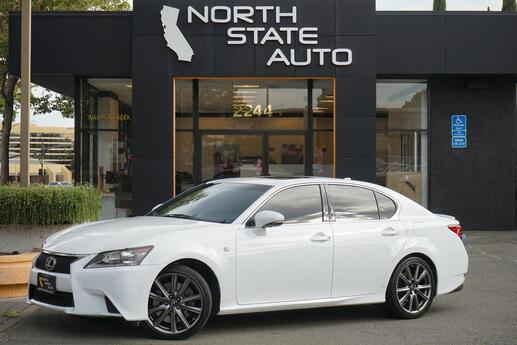 2015 Lexus GS 350  Walnut Creek CA