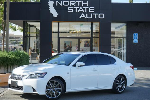 2015_Lexus_GS 350__ Walnut Creek CA