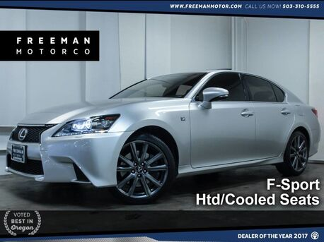 2015_Lexus_GS 350_AWD F-Sport Htd/Cooled Seats Backup Cam_ Portland OR
