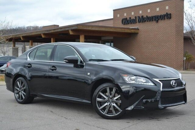 2015 Lexus GS 350 All Wheel Drive/F-Sport Pkg/Blind Spot Monitor/Heated Steering Wheel/Power Trunk/Nav/Rear View Camera/Multi-Contour Heated&Cooled Seats/Sunroof/Bluetooth&Bluetooth Audio/Sat Radio Nashville TN