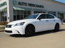 2015_Lexus_GS_350 Crafted Line F-SPORT, NAV, SUNROOF, HTD/COOLED STS, BLIND SPOT, BACKUP CAM, BLUETOOTH, PARK AID_ Plano TX