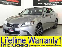 Lexus GS 350 F SPORT AWD NAVIGATION SUNROOF LEATHER HEATED/COOLED SEATS REAR CAMERA 2015