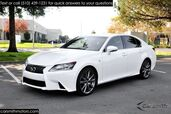 2015 Lexus GS 350 F SPORT BLIND SPOT/LEVINSON/ ONE OWNER CA CAR CPO to 100K Miles