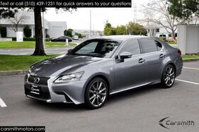 2015_Lexus_GS 350 F SPORT BLIND SPOT/LEVINSON/17K miles!!!_ONE OWNER CA CAR CPO to 100K Miles_ Fremont CA