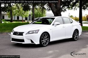 2015_Lexus_GS 350 F SPORT BLIND SPOT/LEVINSON_ONE OWNER CA CAR CPO to 100K Miles_ Fremont CA