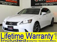 Lexus GS 350 F SPORT BLIND SPOT MONITOR NAVIGATION SUNROOF LEATHER HEATED/COOLED SEATS 2015
