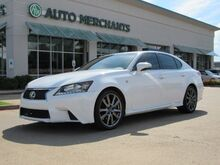 2015_Lexus_GS_350 F SPORT NAV, HTD/COOLED STS, BLIND SPOT, BACKUP CAM, SUNROOF, SAT RADIO, AUX/USB, PUSH BUTTON_ Plano TX