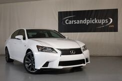 2015_Lexus_GS 350_F-Sport_ Dallas TX