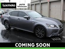 2015_Lexus_GS 350_F Sport Back-Up Camera Nav Heated & Cooled Seats_ Portland OR