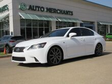 2015_Lexus_GS_350 F Sport NAV, SUNROOF, HTD/COOLED STS, BACKUP CAM, BLUETOOTH, AUX/USB, SAT RADIO_ Plano TX