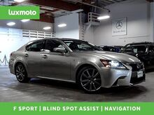 2015_Lexus_GS 350_F Sport Nav Back-Up Cam Blind Spot Assist_ Portland OR