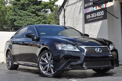 Lexus GS 350 F Sport/Navigation Package/Blind Spot Monitors w/ Power-Folding Mirrors/Heated & Ventilated Front Seats/Intuitive Park Assist/Illuminated Door Sills/One Touch Power Trunk 2015