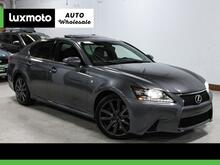 2015_Lexus_GS 350_F Sport Navigation Vented Seats Back-Up Camera_ Portland OR