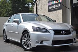 Lexus GS 350 Navigation Package/Blind Spot Monitors w/ Power-Folding Mirrors/Premium Package w/ Heated & Ventilated Front Seats/Intuitive Park Assist/One Touch Power Trunk 2015
