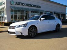 2015_Lexus_GS_350 RWD  LEATHER SEATS, SUNROOF, NAVIGATION, BACKUP CAMERA, HEATED AND COOLED FRONT SEATS_ Plano TX