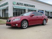 2015_Lexus_GS_350 RWD NAV, SUNROOF, BLUETOOTH, PARK AID, BACKUP CAM, PUSH BUTTON, SAT RADIO_ Plano TX