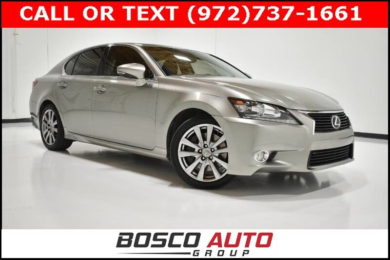 2015 Lexus GS 350 Sedan Flower Mound TX