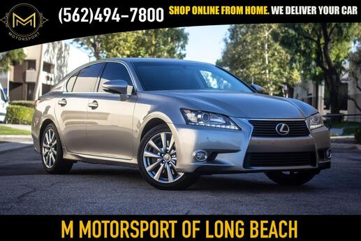 2015 Lexus GS GS 350 Sedan 4D Long Beach CA