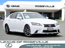 2015_Lexus_GS_Sedan_ Roseville CA