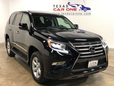 2015 Lexus GX 460 4WD BLIND SPOT MONITORING NAVIGATION SUNROOF LEATHER SEATS REAR CAMERA Addison TX