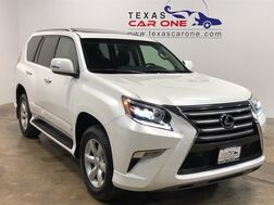 2015_Lexus_GX 460_4WD BLIND SPOT MONITORING SUNROOF LEATHER SEATS HEATED AND VANTILATED SEATS_ Addison TX