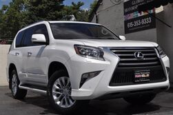 Lexus GX 460 4WD Premium w/ Navigation, Heated & Ventilated Front Seats, Heated 2nd Row Seats, Intuitive Parking Assist/Blind Spot Monitor w/ Rear Cross-Traffic Alert/Third Row Seating/Tow Pkg w/ Trailer Sway Control 2015