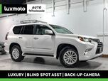 2015 Lexus GX 460 Luxury 4WD 3rd Row Htd & Cooled Seats Nav Tow