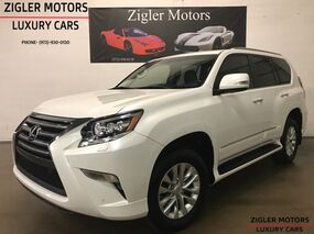 Lexus GX 460 Premium Pkg Nav Backup Cam Blind Spot Heated/Cooled seats low miles 25kmi One Owner Clean Carfax 2015