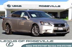 2015_Lexus_Gs_Sedan_ Roseville CA